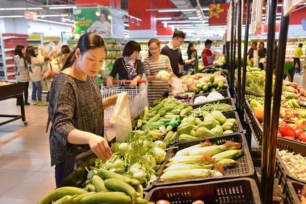 Fevrier : l'IPC en hausse de 0,8% hinh anh 1