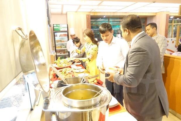 La journee de la gastronomie vietnamienne au Bangladesh hinh anh 1