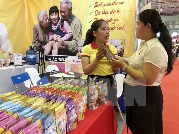L'expo ProPak Vietnam 2019 a Ho Chi Minh-Ville hinh anh 1