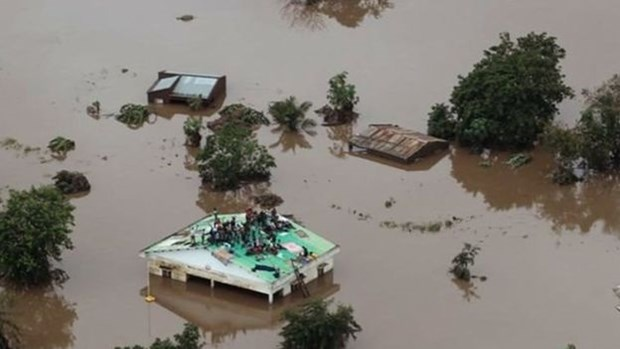 Cyclone Idai : Message de sympathie au Mozambique hinh anh 1