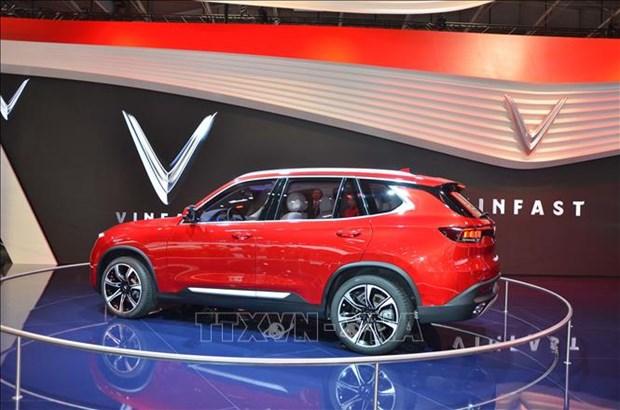 VinFast envoie le premier lot de voitures pour des tests de qualite dans 14 pays hinh anh 1