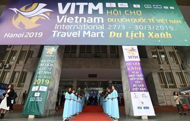 Ouverture de la Foire internationale du tourisme du Vietnam 2019 a Hanoi hinh anh 1