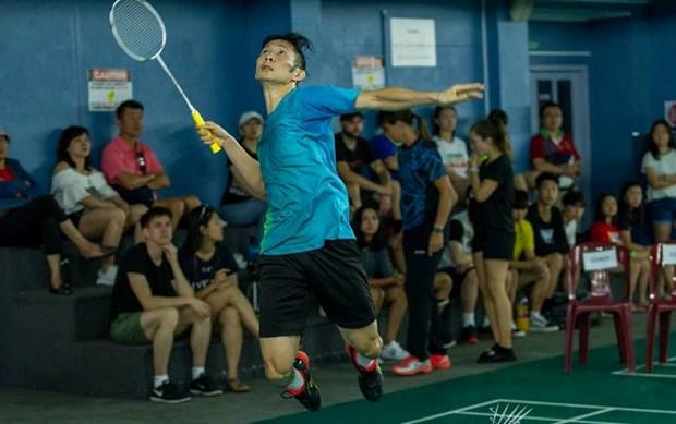 """Badminton: Nguyen Tien Minh remporte le tournoi """"North Harbour International 2019"""" hinh anh 1"""