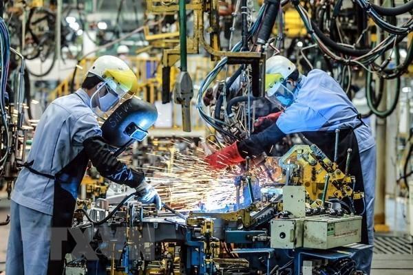 Le secteur manufacturier connait une forte croissance en mars hinh anh 1