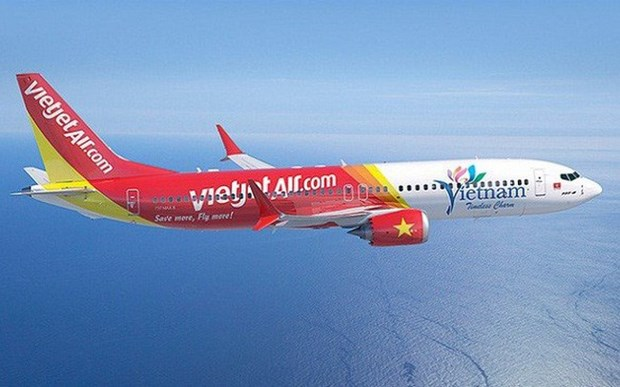 Vietjet Air inaugure la ligne international Nha Trang-Taipei hinh anh 1