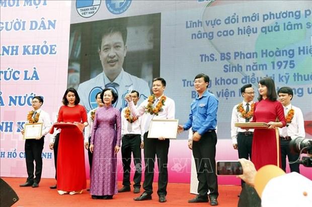 Le Vietnam repond a la Journee mondiale de la sante hinh anh 1