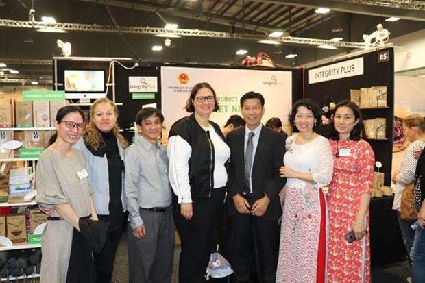 Le Vietnam a l'exposition Go Green Expo 2019 a Auckland  hinh anh 1