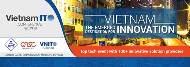 Conference sur l'exportation de logiciels du Vietnam a Ho Chi Minh-Ville hinh anh 1