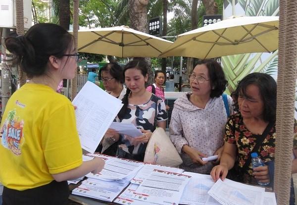 La fete touristique de Ho Chi Minh-Ville 2019 genere 120 Mlds de dongs de revenus hinh anh 1