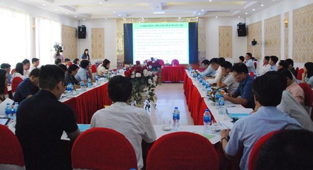 Reduire les emissions de gaz a effet de serre dans la partie septentrionale du Centre du Vietnam hinh anh 1