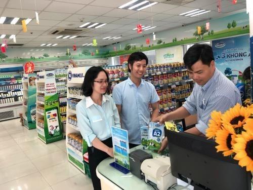 Les produits bio de Vinamilk presents a Singapour hinh anh 1
