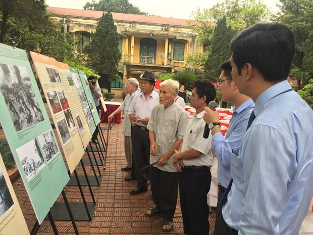 Des activites pour celebrer les 30 avril et 1er mai a Hanoi et HCM-Ville hinh anh 1
