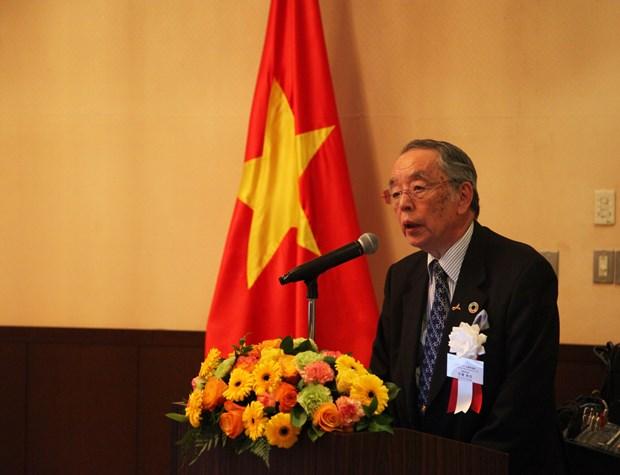 L'ambassade du Vietnam organise la conference Asie-Afrique 20 a Tokyo hinh anh 1