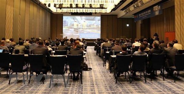 Bac Ninh deroule le tapis rouge aux investisseurs sud-coreens hinh anh 1