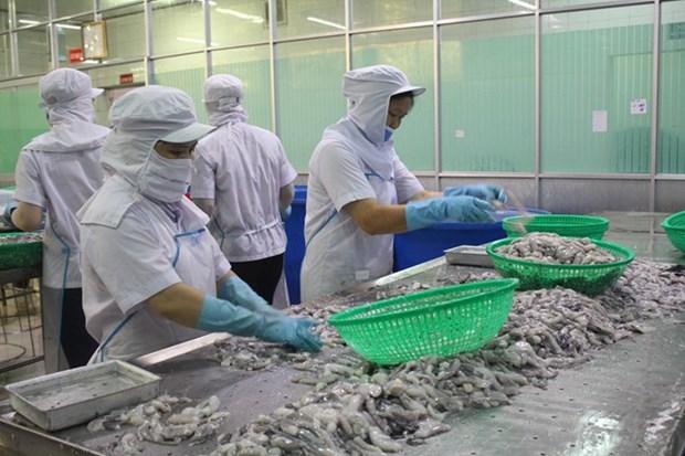 Les exportateurs vietnamiens des produits aquatiques ciblent les restaurants et les hotels chinois hinh anh 1