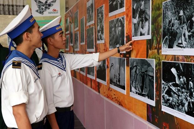 Activites en echo aux 60 ans de l'ouverture de la piste Ho Chi Minh hinh anh 1