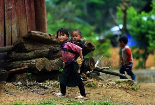 Soutenir les enfants dans les zones defavorisees hinh anh 1