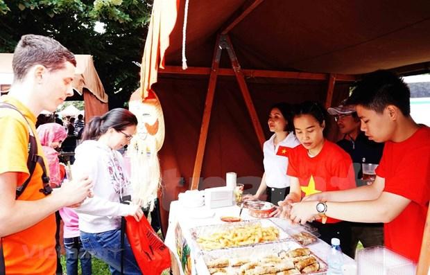 Le Vietnam au Festival internationale de la culture et de la gastronomie en R. tcheque hinh anh 1