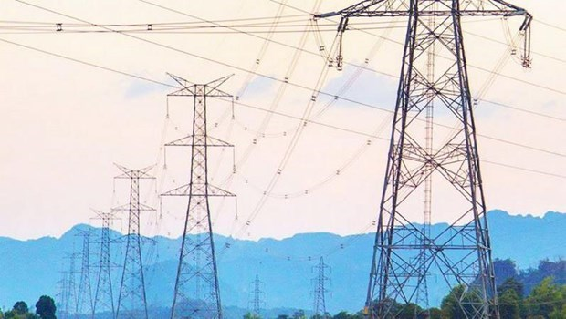 Le Laos resolu a developper son secteur de l'electricite hinh anh 1
