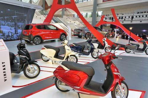 Ouverture du salon Vietnam AutoExpo 2019 hinh anh 1