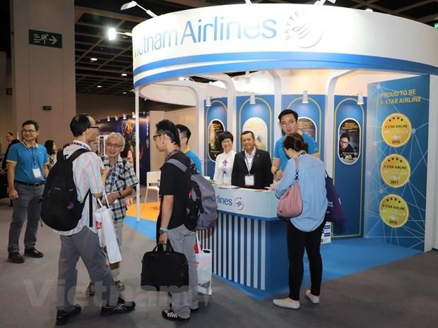 Le Vietnam a la Foire internationale du tourisme de Hong Kong 2019 hinh anh 1