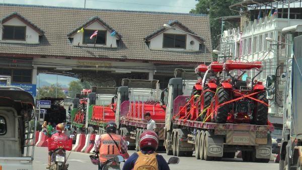 Thailande : le commerce transfrontalier continue de progresser en cinq mois hinh anh 1