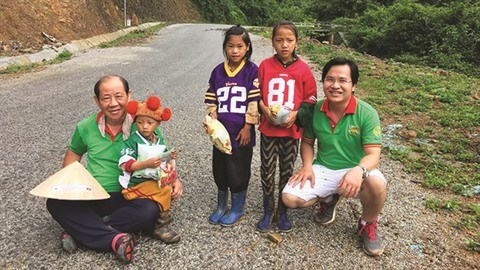 Ha Ji Won, un Sud-Coreen au cœur d'or hinh anh 1
