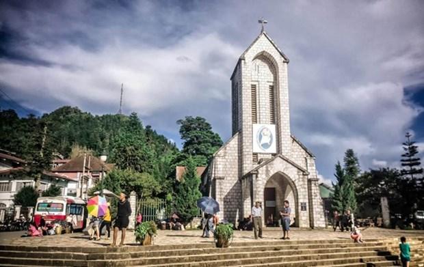 Lao Cai accueille pres de 3 millions de touristes au premier semestre hinh anh 1