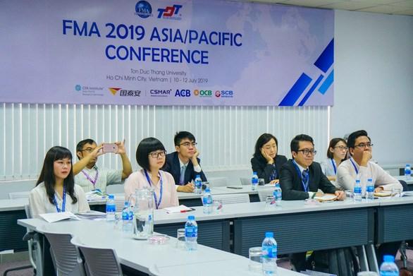 Conference scientifique sur la gestion financiere en Asie-Pacifique hinh anh 1