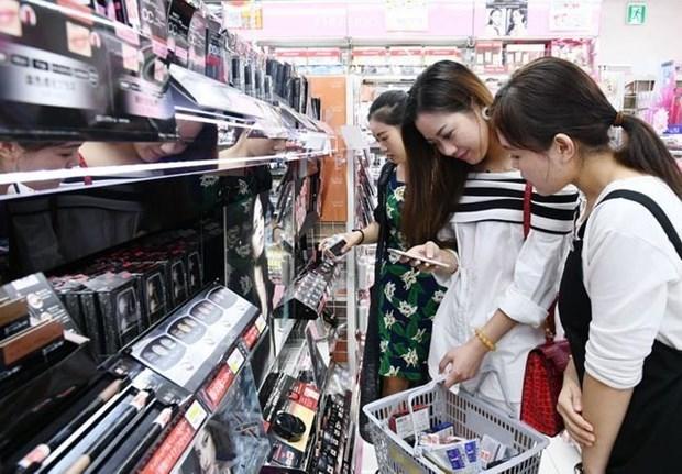 La chaine japonaise cosmetique et pharmaceutique Matsumoto Kiyoshi entrera au Vietnam hinh anh 1