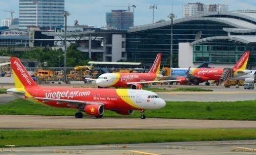 Vietjet Air offre 1,5 million de billets au prix a partir de 0 dong hinh anh 1