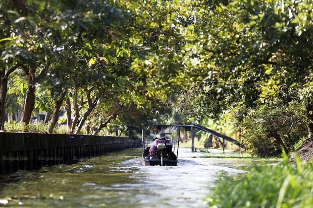 La Thailande developpe le trafic fluvial pour resoudre les embouteillages a Bangkok hinh anh 1