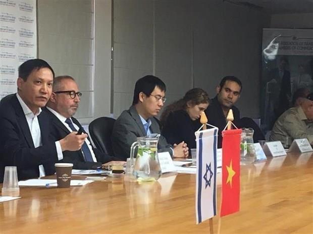 Tel Aviv veut etendre ses liens avec les localites vietnamiennes hinh anh 1