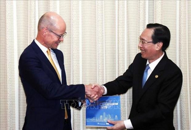 Vietnam et Finlande promeuvent la cooperation dans l'education hinh anh 1