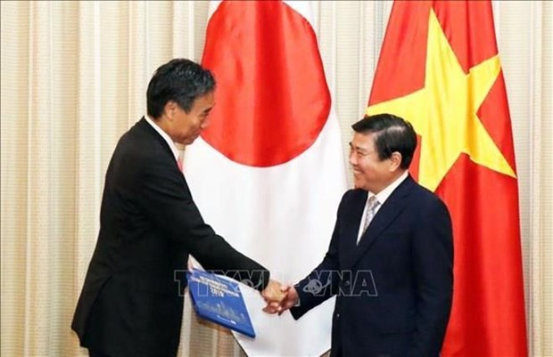 Ho Chi Minh-Ville renforce sa cooperation multiforme avec la prefecture japonaise de Nagano hinh anh 1