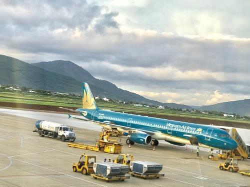 Vietnam Airlines modifie des horaires de plusieurs vols vers Taiwan (Chine) a cause du typhon Bailu hinh anh 1