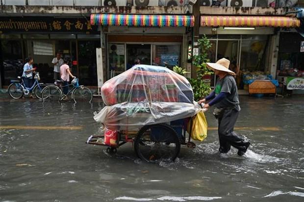 La Thailande approuve un budget pour la prevention de la secheresse et des inondations hinh anh 1