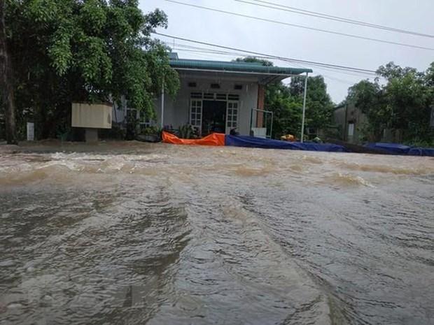 L'UE accorde 100.000 euros aux victimes des inondations au Vietnam hinh anh 1