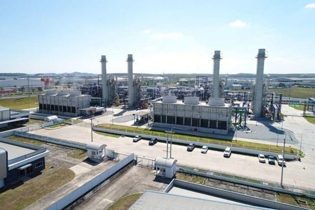 La Compagnie thailandaise Gulf envisage de construire une centrale electrique au Vietnam hinh anh 1