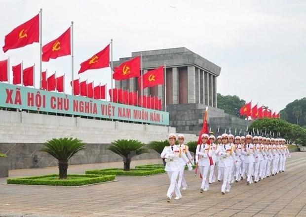 Les dirigeants etrangers felicitent le Vietnam pour sa Fete nationale hinh anh 1