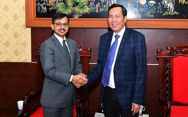 Renforcer la cooperation entre le Vietnam et l'Inde dans la presse hinh anh 1