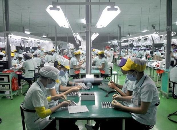Les exportations en R. de Coree atteignent 13 milliards de dollars en huit mois hinh anh 1