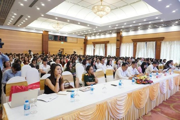Journee mondiale de la contraception : colloque sur la contraception proactive a Hanoi hinh anh 1