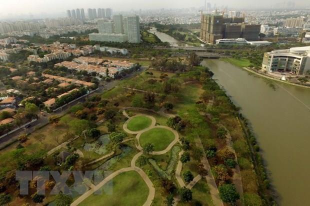 Diverses activites dans le cadre de la Semaine de l'architecture verte du Vietnam 2019 hinh anh 1