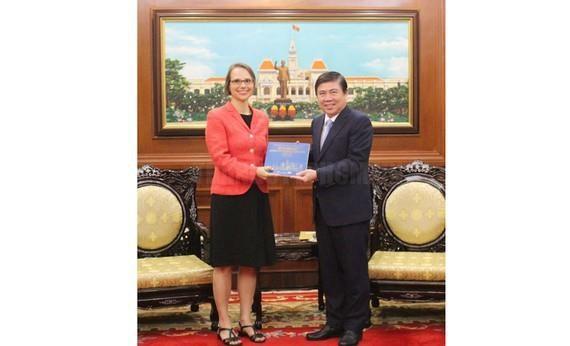 Ho Chi Minh-Ville et l'Allemagne promeuvent leur cooperation dans de nombreux domaines hinh anh 1
