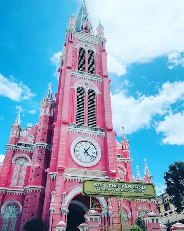 Le 3e arrondissement de HCM-Ville fait partie des 50 plus belles zones residentielles du monde hinh anh 1