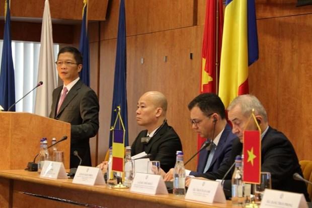Des entreprises vietnamiennes promeuvent le commerce en Roumanie et en Bulgarie hinh anh 1