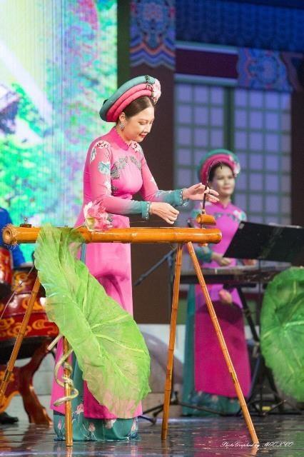 Des troupes d'art vietnamiennes se produisent en Republique de Coree hinh anh 1