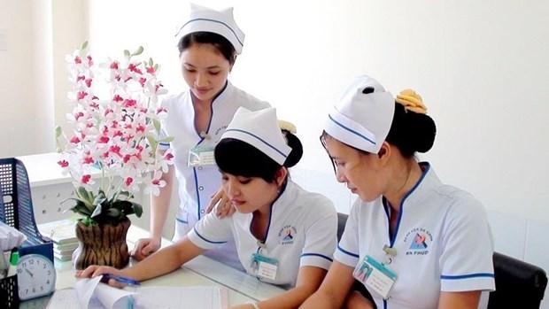 Plus de 104.000 travailleurs vietnamiens envoyes a l'etranger depuis janvier hinh anh 1