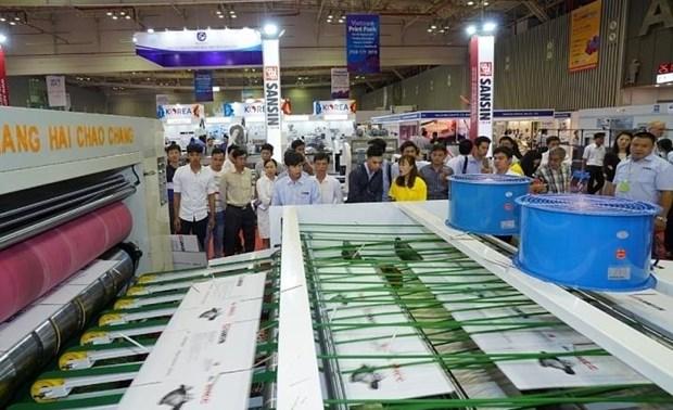 Vietnam PrintPack, passerelle entre entreprises de l'emballage et de l'imprimerie hinh anh 1